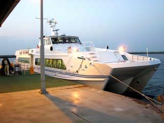 神戸海上ジェット船